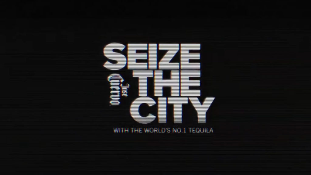 Jose Cuervo Seizethe City Original Music and Sound Design by JBS Music Design