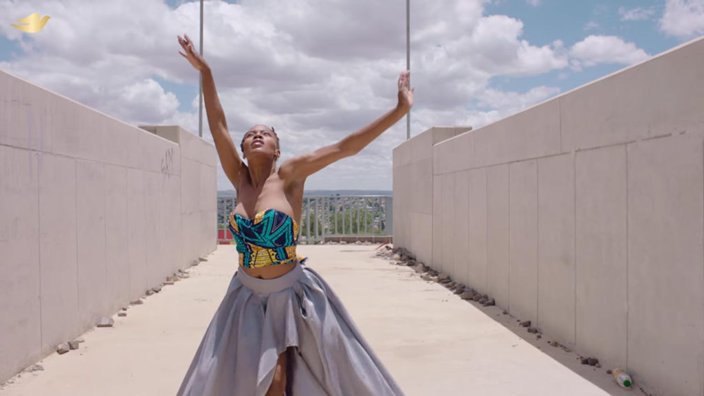 Dove Real Underarm Story with Thandazile Radebe